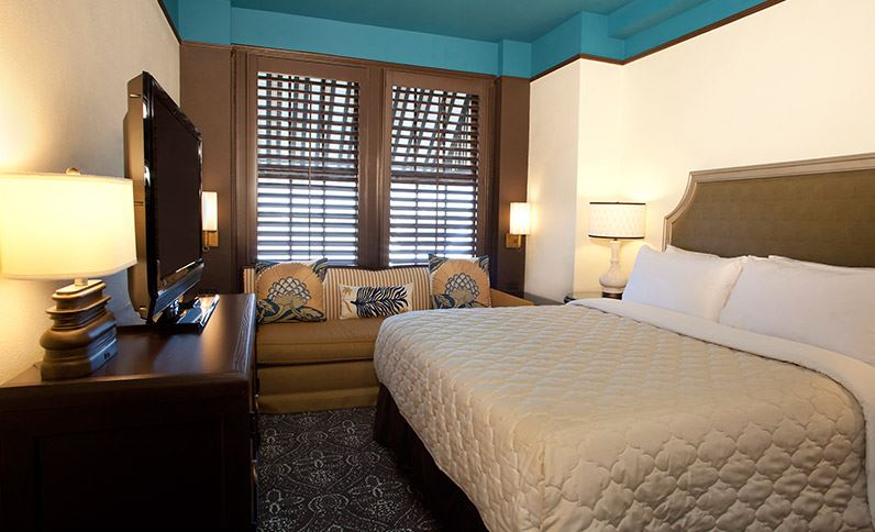 La Concha Hotel & Spa after Renovation Guest Room