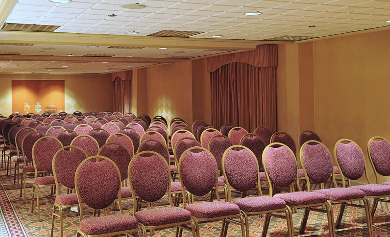Hilton Parsippany Ballroom Before Renovation