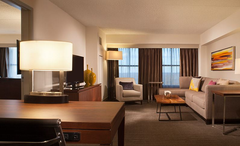 Hyatt Regency Long Island After Renovation