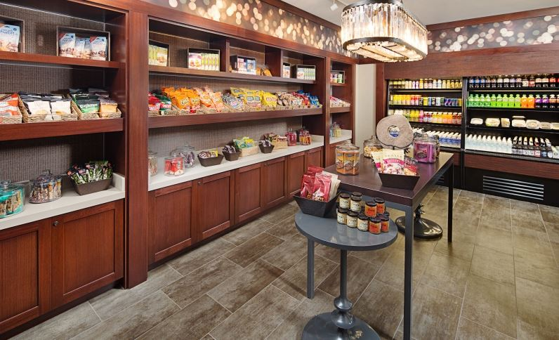 Corner Pantry: Dallas Marriott Suites Medical/Market Center