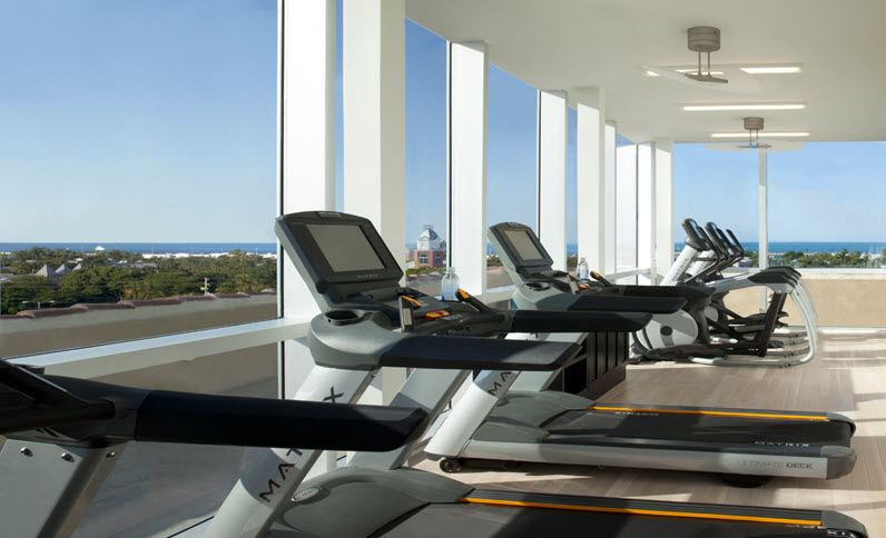 Fitness: La Concha Hotel & Spa Fitness Center