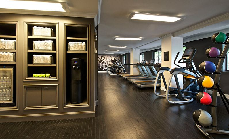 Fitness: Melrose Georgetown Hotel