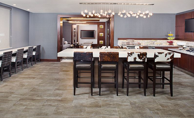 Dallas Marriott Suites Medical/Market Center Lounge