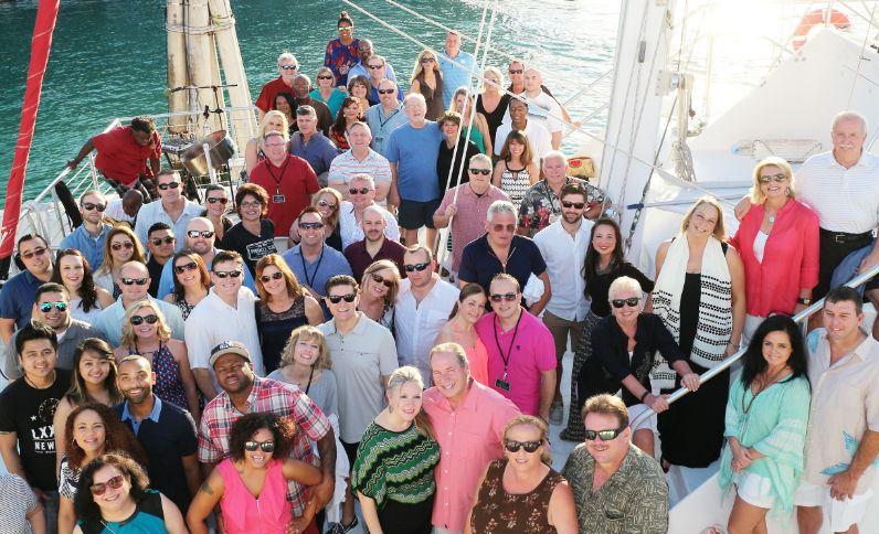 Annual Key West Pinnacle Sales Trip