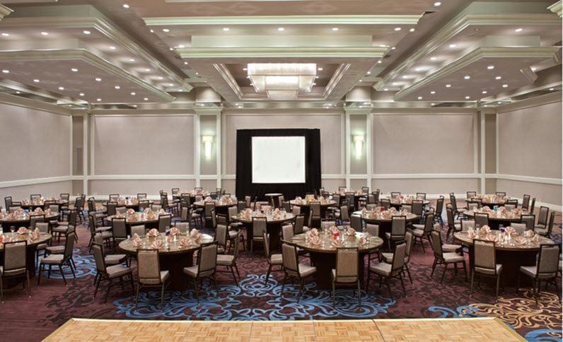 Hilton St. Petersburg Bayfront Event Space