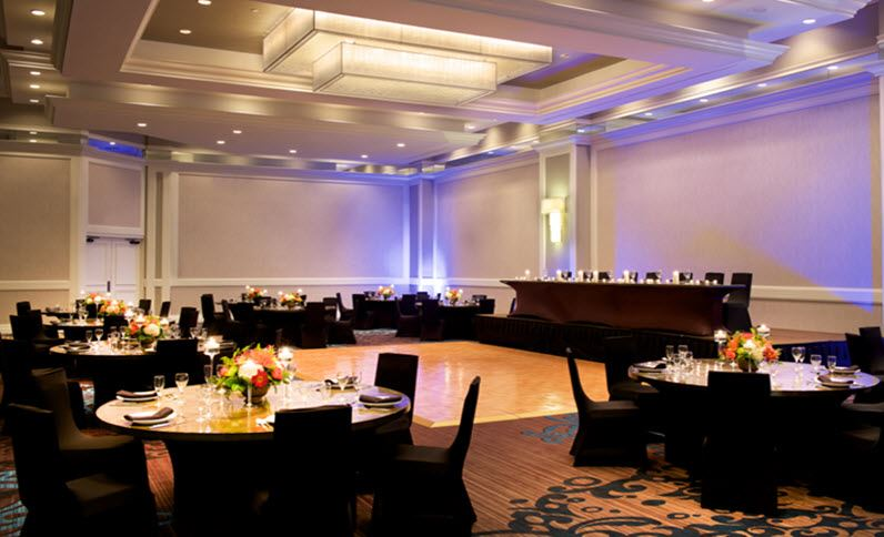 Hilton St. Petersburg Bayfront Event Space