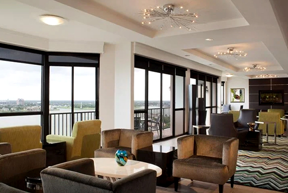 Lobby Lounges available at Remington Hotels