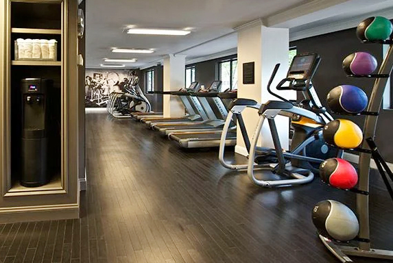 Remington Hotels Fitness Facilities
