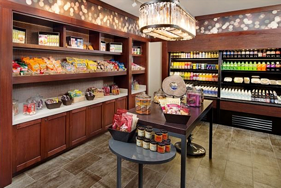 Remington Hotels offers Corner Pantry