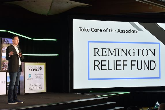Remington Relief Fund
