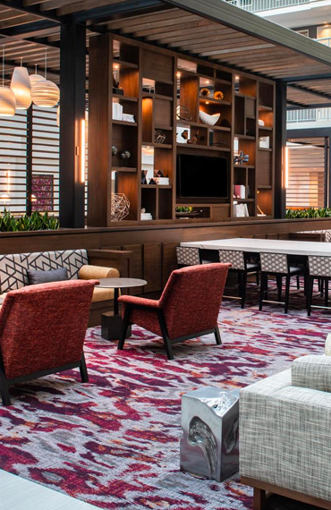 Embassy Suites Walnut Creek Repositioning of Remington Hotels