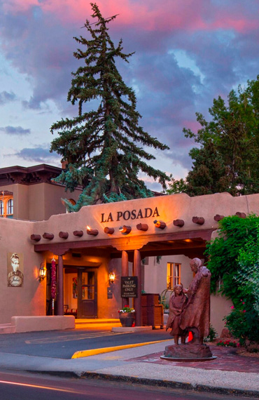 La Posada Resort & Spa conversion to Marriott Tribute Collection of Remington Hotels