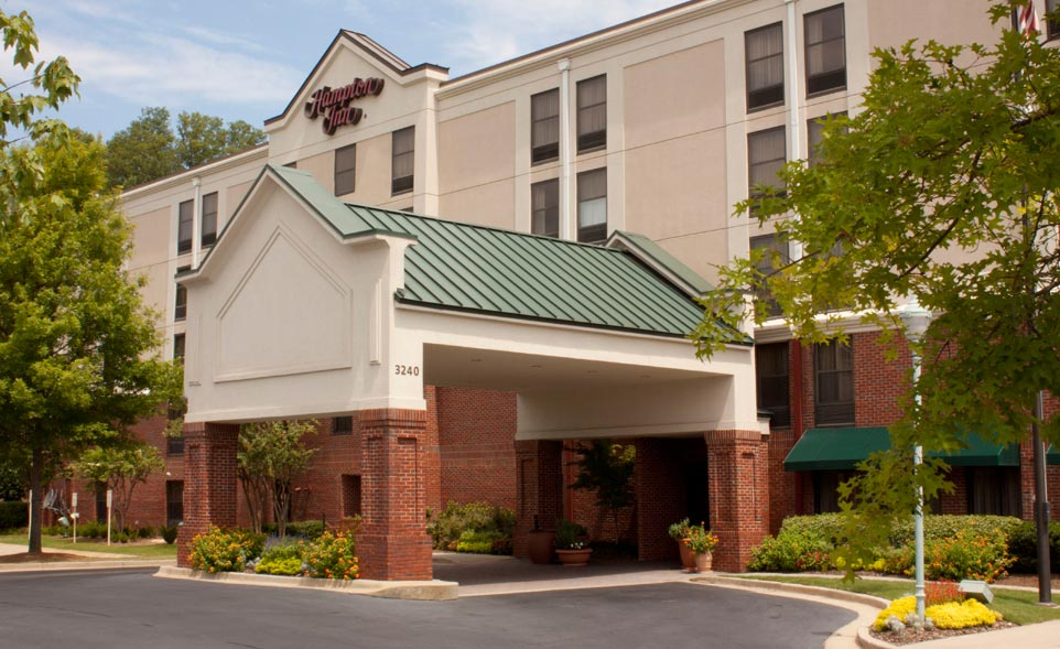 Hampton Inn Atlanta - Mall of Georgia