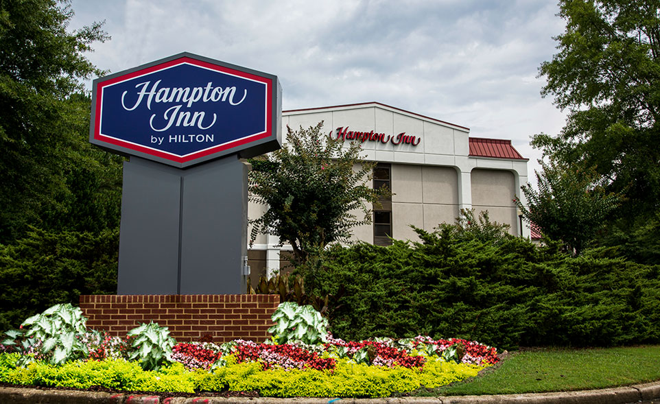 Hampton Inn Lawrenceville