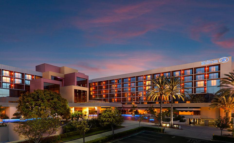 Hilton Orange County / Costa Mesa