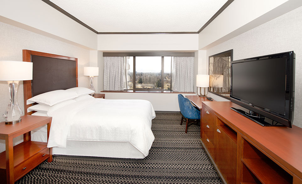 Sheraton Anchorage Hotel and Spa