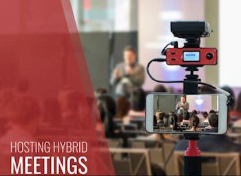 Hotels pivoting toward more hybrid meetings