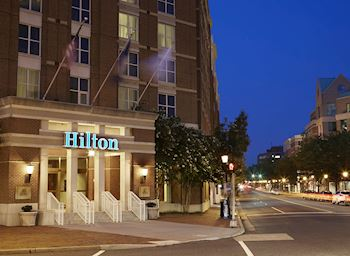 Remington Hotels Oversees Management of Hilton Old Town Alexandria