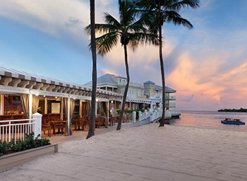 Remington manages Pier House Resort and Caribbean Spa in Key West, Florida