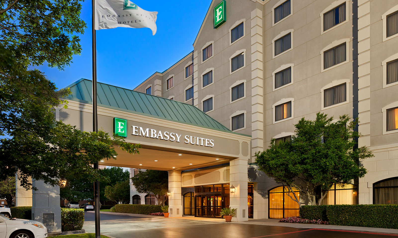 Embassy Suites Hotel Near Philadelphia Airport