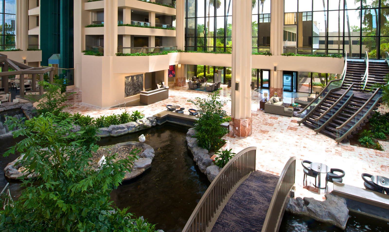Embassy Suites Palm Beach Gardens Pga Boulevard Remington Hotels