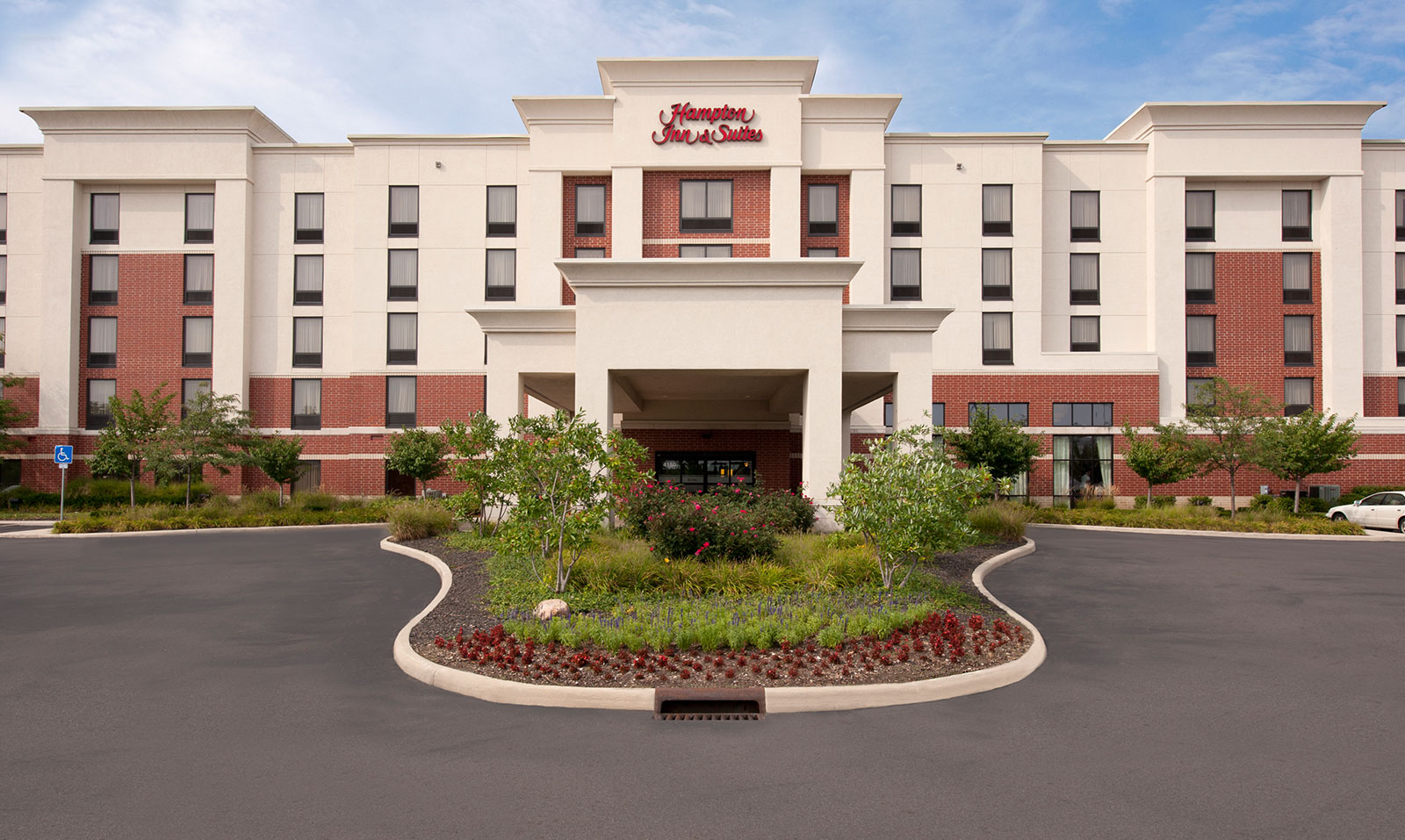 Hampton Inn Suites Columbus Easton Area