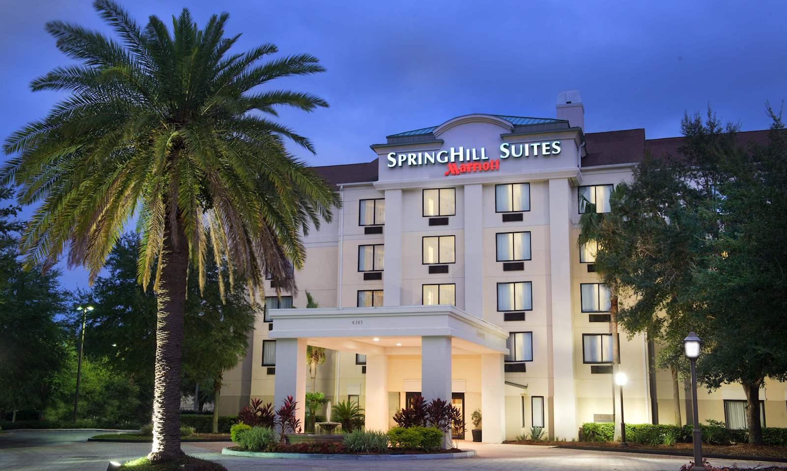 jacksonville springhill suites jss