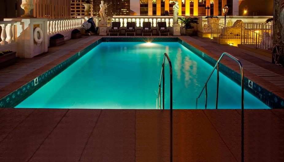 Le Pavillon Hotel Remington Hotels